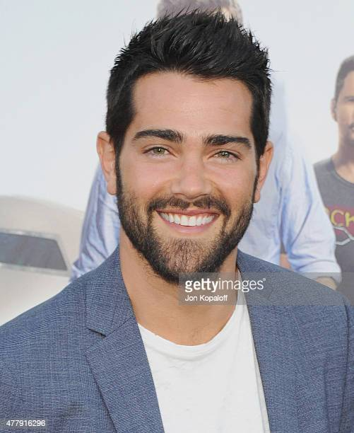 Actor Jesse Metcalfe arrives at the Los Angeles Premiere 'Entourage' at Regency Village Theatre on June 1 2015 in Westwood California