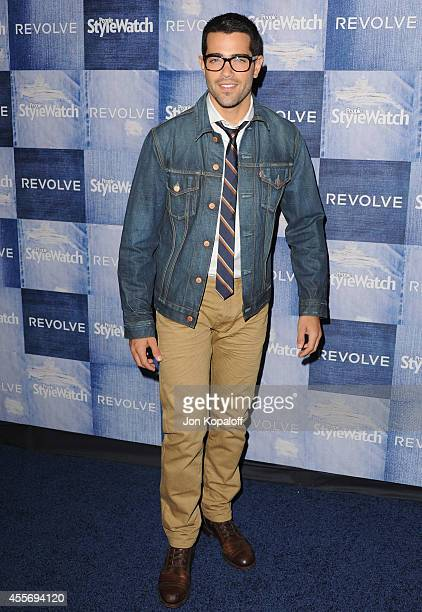 Actor Jesse Metcalfe arrives at the People StyleWatch 4th Annual Denim Awards Issue at The Line on September 18, 2014 in Los Angeles, California.