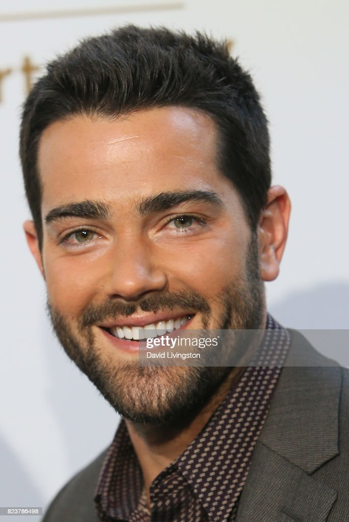 Actor Jesse Metcalfe attends the Hallmark Channel and Hallmark Movies and Mysteries 2017 Summer TCA Tour on July 27, 2017 in Beverly Hills, California.