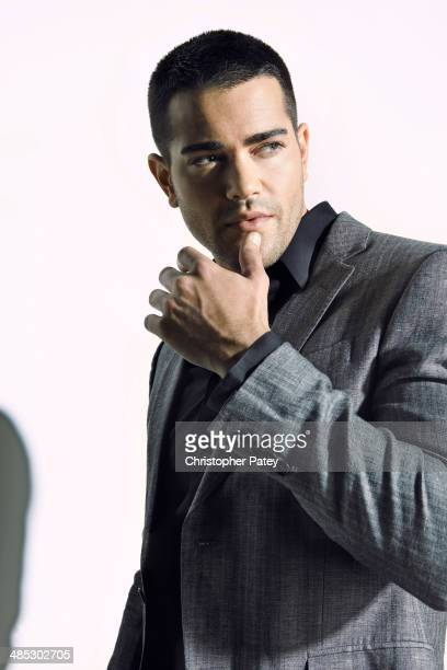 Actor Jesse Metcalfe is photographed for Spec on December 1 2010 in Culver City California
