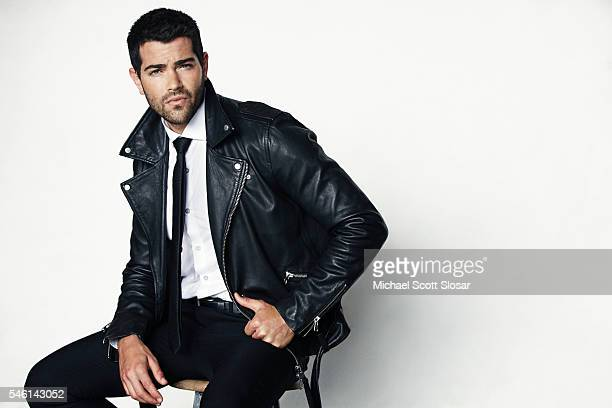 Actor Jesse Metcalfe photographed for Imagista on June 13 in Los Angeles California