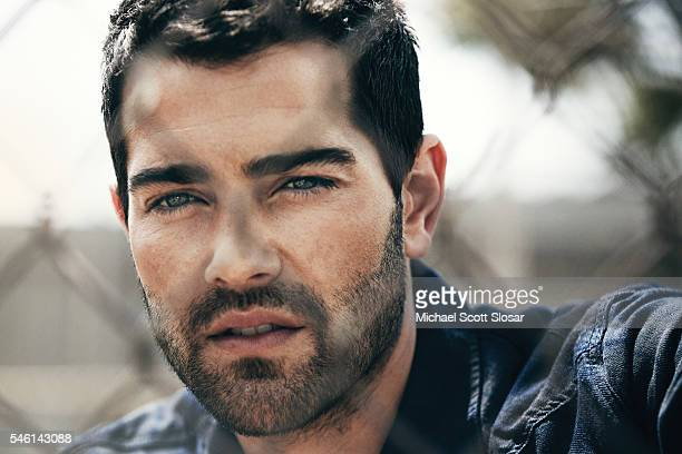 Actor Jesse Metcalfe photographed for Imagista on June 13 in Los Angeles California PUBLISHED IMAGE