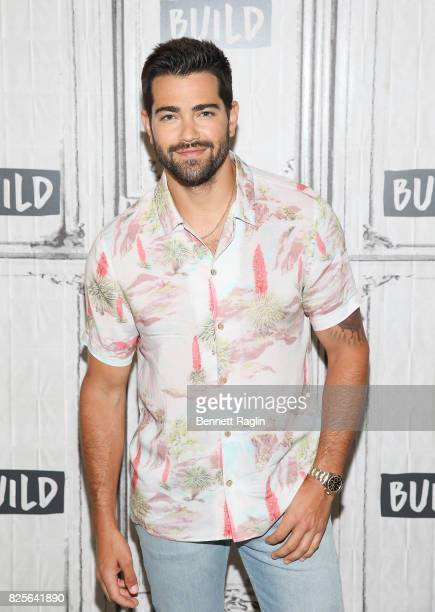 Actor Jesse Metcalfe visits Build to discuss Chesapeake Shores at Build Studio on August 2 2017 in New York City