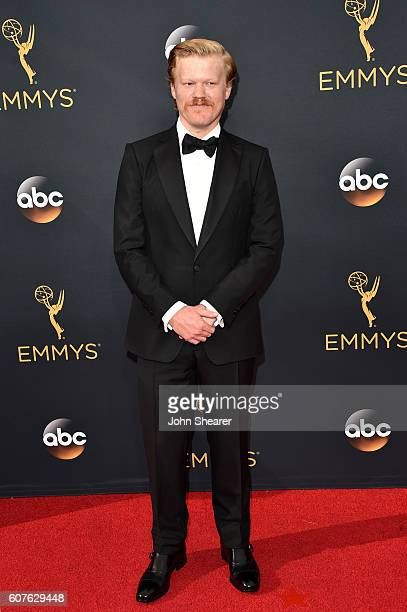 Actor Jesse Plemons arrives at the 68th Annual Primetime Emmy Awards at Microsoft Theater on September 18 2016 in Los Angeles California