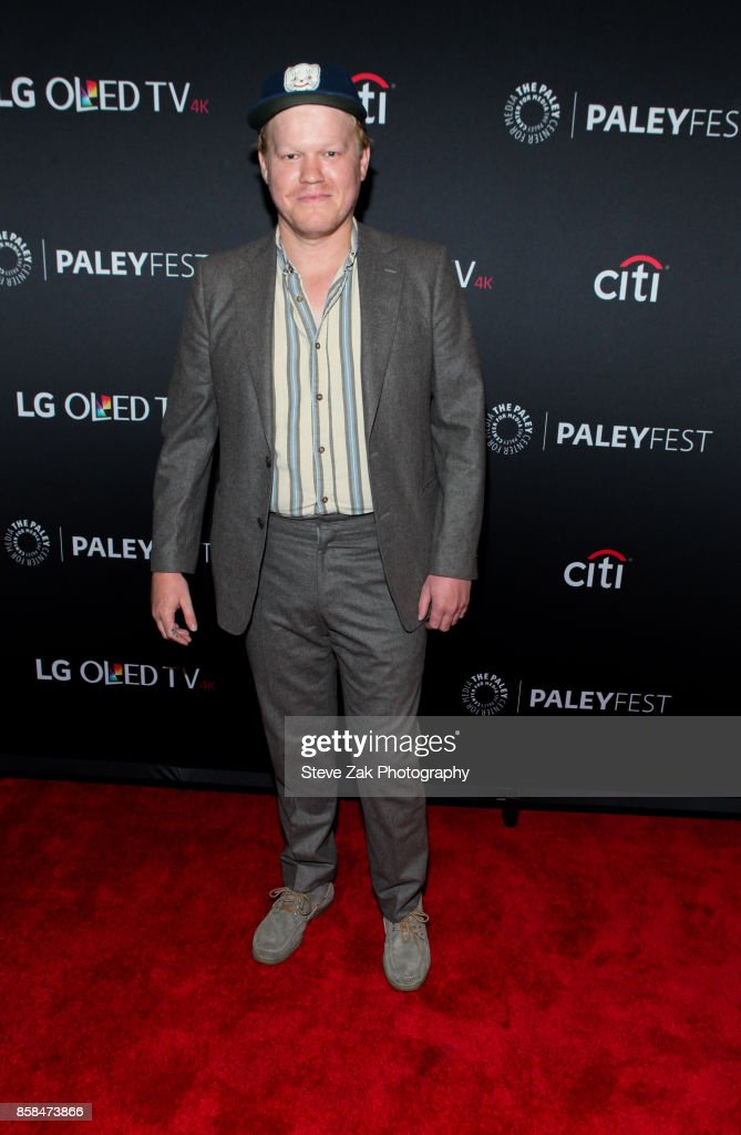 Actor Jesse Plemons attends PaleyFest NY 2017 'Black Mirror' at The Paley Center for Media on October 6, 2017 in New York City.