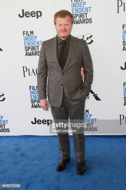 Actor Jesse Plemons attends the 2017 Film Independent Spirit Awards on February 25 2017 in Santa Monica California