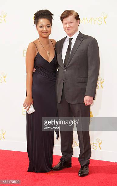 Actor Jesse Plemons attends the 66th Annual Primetime Emmy Awards held at Nokia Theatre LA Live on August 25 2014 in Los Angeles California