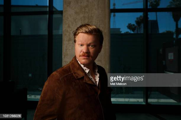 Actor Jesse Plemons is photographed for Los Angeles Times on July 23 2018 in Hollywood California PUBLISHED IMAGE CREDIT MUST READ Mel Melcon/Los...