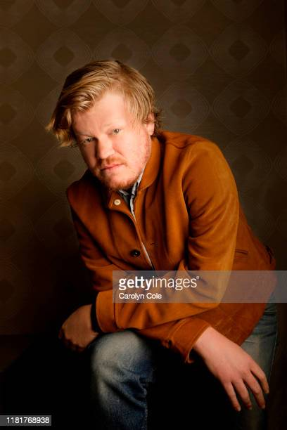 Actor Jesse Plemons is photographed for Los Angeles Times on October 6 2019 in Hollywood California PUBLISHED IMAGE CREDIT MUST READ Carolyn Cole/Los...