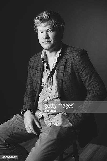 Actor Jesse Plemons of 'Being Charlie' poses for a portrait at the 2015 Toronto Film Festival at the TIFF Bell Lightbox on September 14 2015 in...