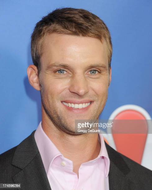 Actor Jesse Spencer arrives at the 2013 NBC Television Critics Association's Summer Press Tour at The Beverly Hilton Hotel on July 27, 2013 in...
