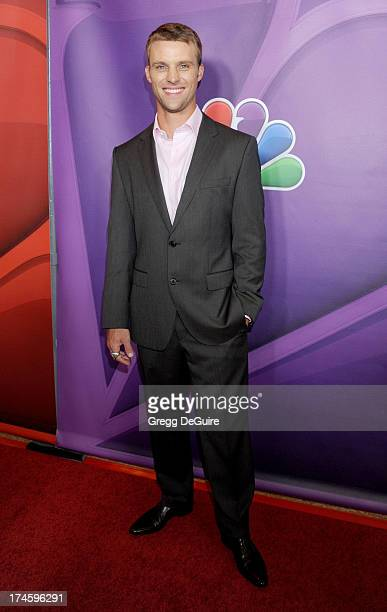 Actor Jesse Spencer arrives at the 2013 NBC Television Critics Association's Summer Press Tour at The Beverly Hilton Hotel on July 27 2013 in Beverly...