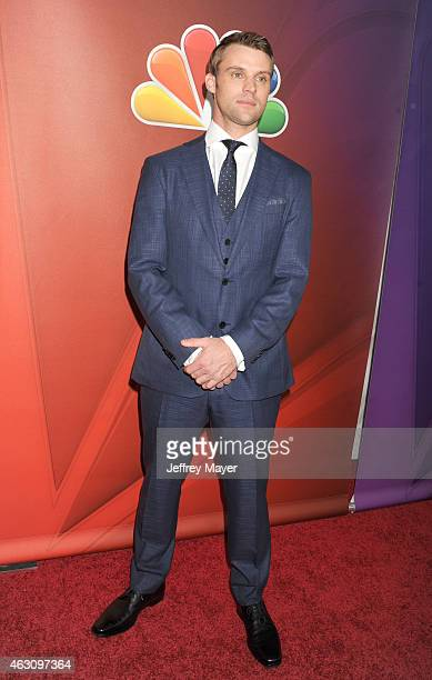 Actor Jesse Spencer attends the NBCUniversal 2015 Press Tour at the Langham Huntington Hotel on January 16 2015 in Pasadena California