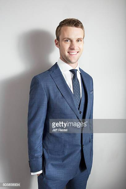 Actor Jesse Spencer is photographed for TV Guide Magazine on January 16 2015 in Pasadena California