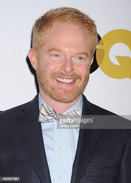 Actor Jesse Tyler Ferguson arrives at the 2013 GQ Men Of The Year Party at The Ebell of Los Angeles on November 12 2013 in Los Angeles California