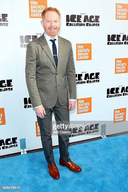 Actor Jesse Tyler Ferguson attend ICE AGE COLLISION COURSE Special Screening with The Film Society of Lincoln Center at Walter Reade Theater on July...