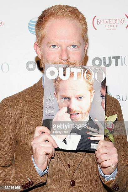 Actor Jesse Tyler Ferguson attends the 2011 OUT100 at the Skylight SOHO on November 17 2011 in New York City