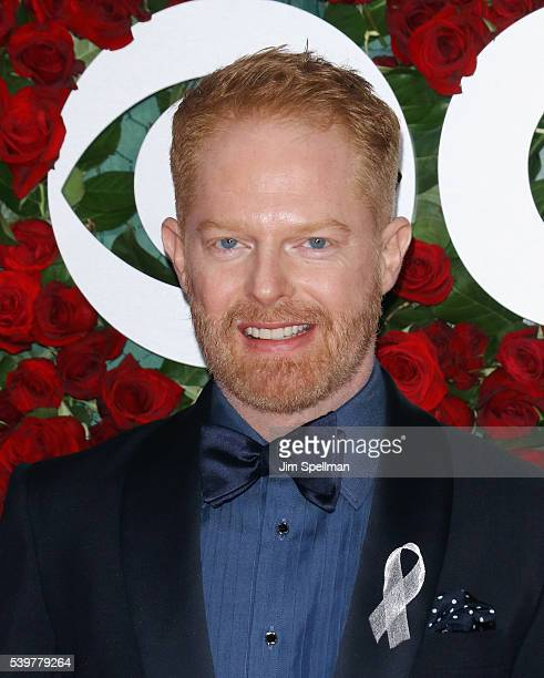 Actor Jesse Tyler Ferguson attends the 70th Annual Tony Awards at Beacon Theatre on June 12 2016 in New York City