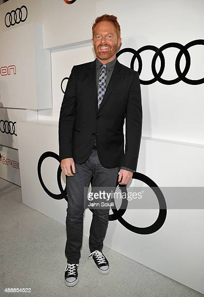 Actor Jesse Tyler Ferguson attends the Audi Celebrates Emmys Week 2015 at Cecconi's Restaurant on September 17 2015 in Los Angeles California
