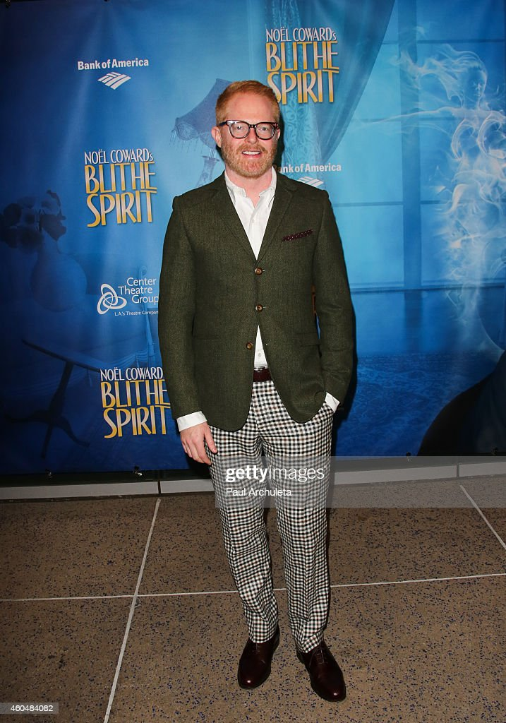 "Noel Coward's ""Blithe Spirit"" - Los Angeles Opening Night Performance"