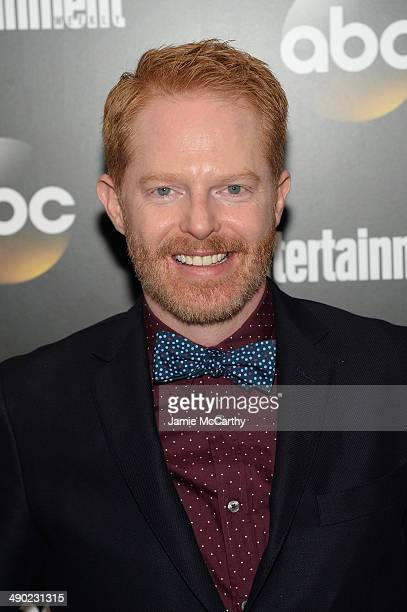 Actor Jesse Tyler Ferguson attends the Entertainment Weekly ABC Upfronts Party at Toro on May 13 2014 in New York City