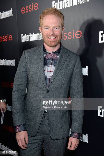 Actor Jesse Tyler Ferguson attends the Entertainment Weekly celebration honoring this year's SAG Awards nominees sponsored by TNT TBS and essie at...