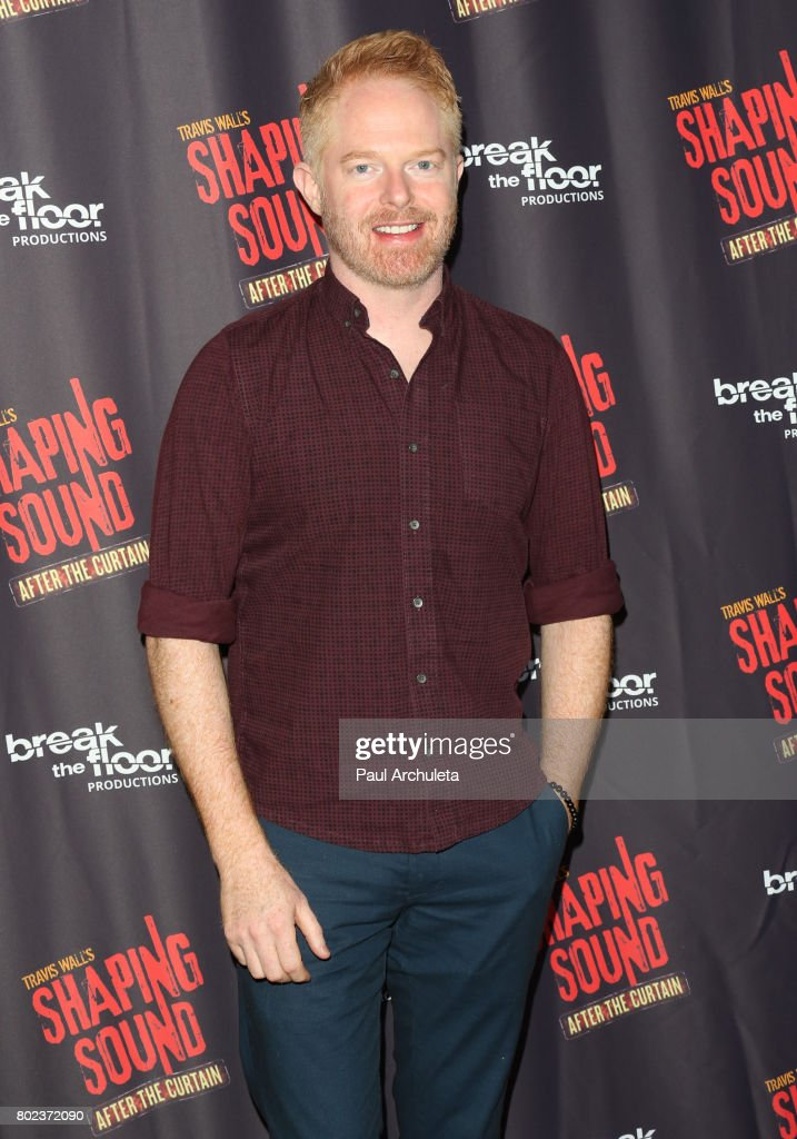 Actor Jesse Tyler Ferguson attends the opening night of 'Shaping Sound: After The Curtain' at Royce Hall on June 27, 2017 in Los Angeles, California.