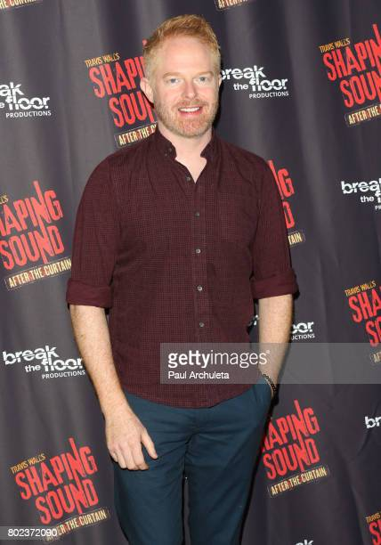 Actor Jesse Tyler Ferguson attends the opening night of Shaping Sound After The Curtain at Royce Hall on June 27 2017 in Los Angeles California