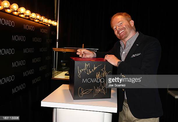 Actor Jesse Tyler Ferguson attends Variety's 5th Annual Power of Women event presented by Lifetime at the Beverly Wilshire Four Seasons Hotel on...