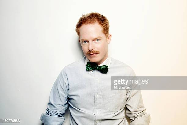 Actor Jesse Tyler Ferguson photographed for the Advocate Magazine on April 9 in New York City
