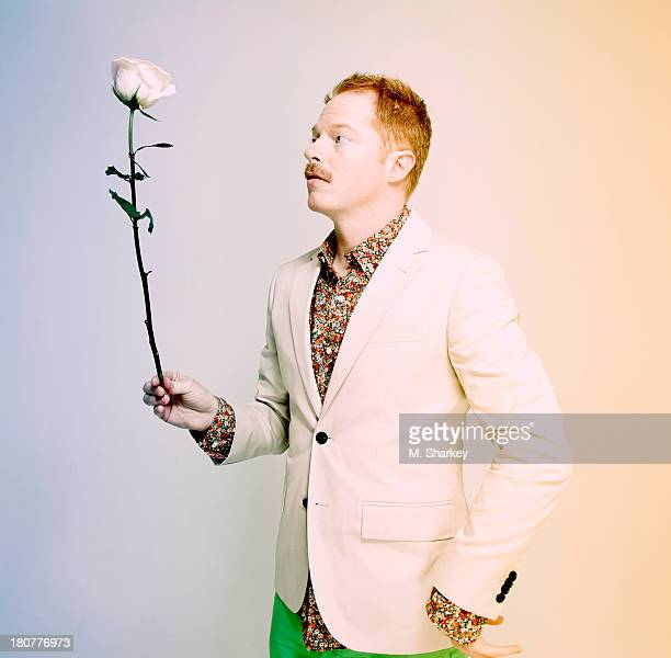 Actor Jesse Tyler Ferguson photographed for the Advocate Magazine on April 9 in New York City PUBLISHED IMAGE