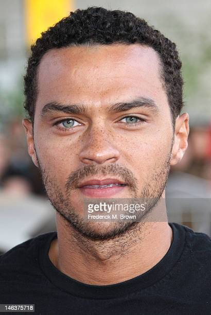 Actor Jesse Williams attends Film Independent's 2012 Los Angeles Film Festival Premiere Of Sony Pictures Classics' To Rome With Love at Regal Cinemas...