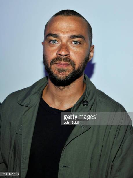Actor Jesse Williams attends HBO's 'Ballers' Season 3 PopUp Experience on July 20 2017 in Los Angeles California