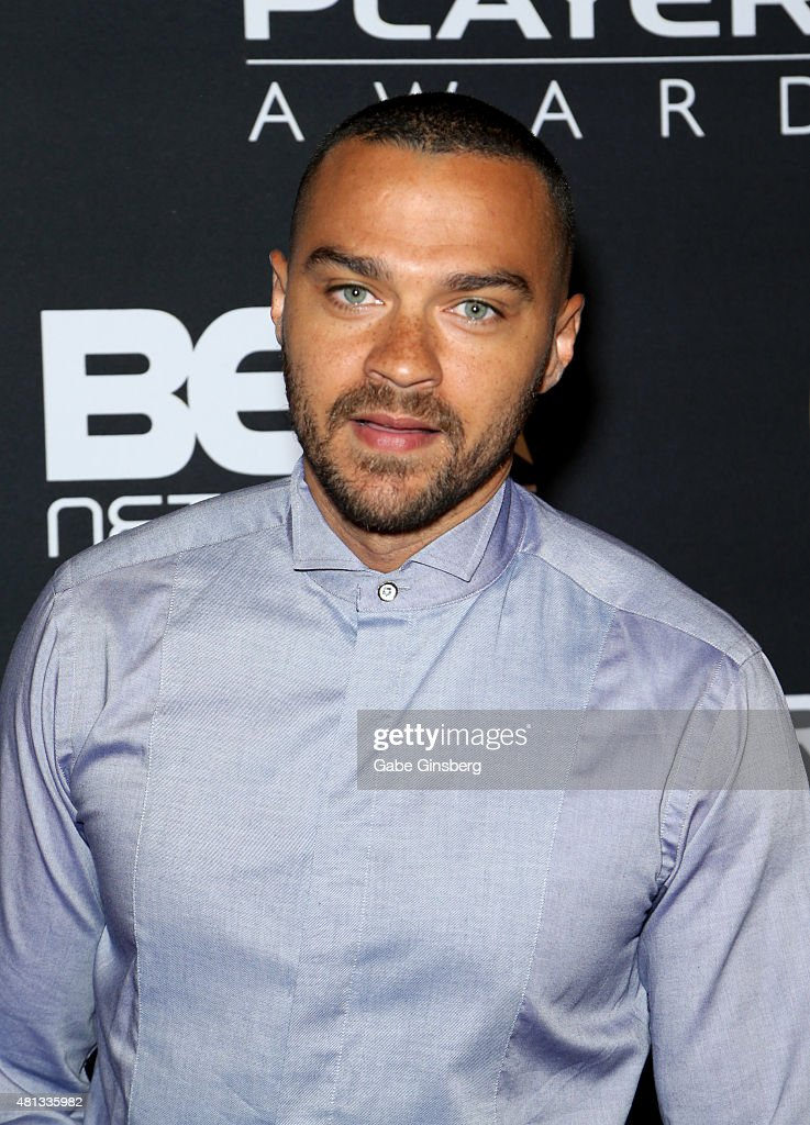Actor Jesse Williams attends The Players' Awards presented by BET at the Rio Hotel & Casino on July 19, 2015 in Las Vegas, Nevada.