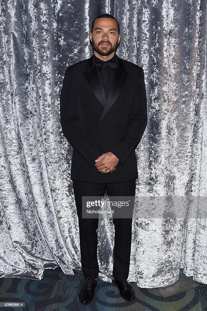 Actor Jesse Williams attends the Yahoo News/ABC News White House Correspondents' Dinner Pre-Party at Washington Hilton on April 30, 2016 in Washington, DC.