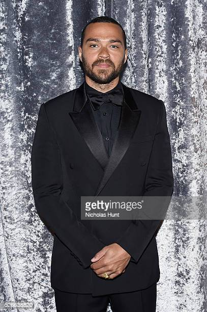 Actor Jesse Williams attends the Yahoo News/ABC News White House Correspondents' Dinner PreParty at Washington Hilton on April 30 2016 in Washington...