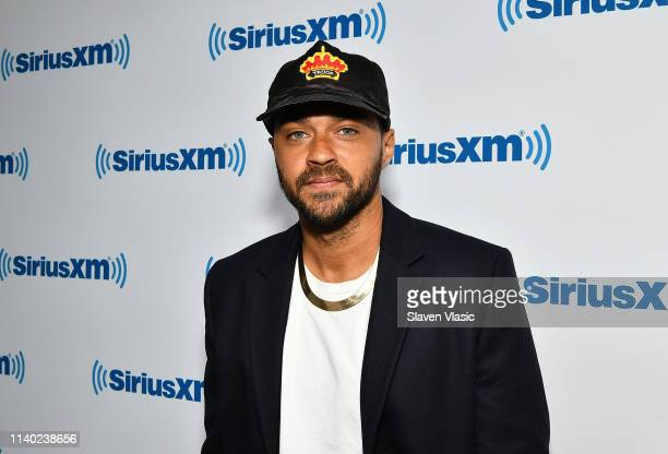 Actor Jesse Williams visits SiriusXM Studios on April 29 2019 in New York City