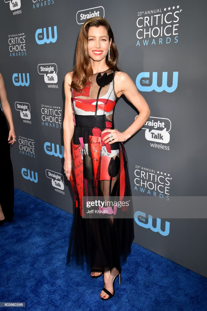 The 23rd Annual Critics' Choice Awards - Red Carpet : ニュース写真