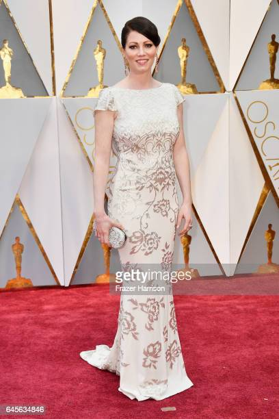 Actor Jessica Oyelowo attends the 89th Annual Academy Awards at Hollywood Highland Center on February 26 2017 in Hollywood California