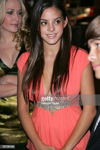 Actor Jessica Steinbaum attends the The Take world premiere during the Toronto International Film Festival 2007 held at Varsity 8 on September 12...
