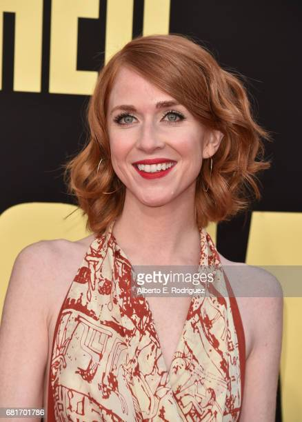 Actor Jessie Henderson attends the premiere of 20th Century Fox's Snatched at Regency Village Theatre on May 10 2017 in Westwood California