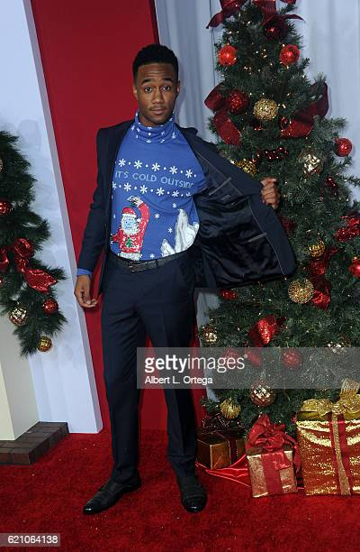 Almost Christmas Jessie Usher.Jessie T Usher Pictures And Photos Getty Images