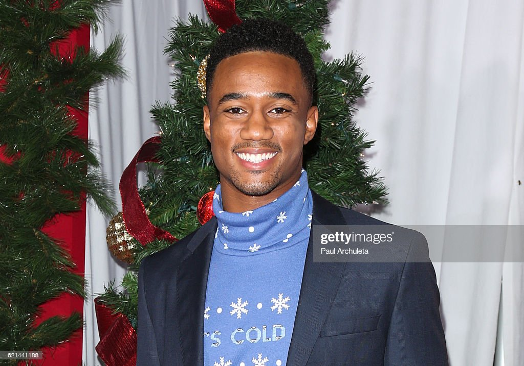 Almost Christmas Jessie Usher.Actor Jessie T Usher Attends The Premiere Of Almost