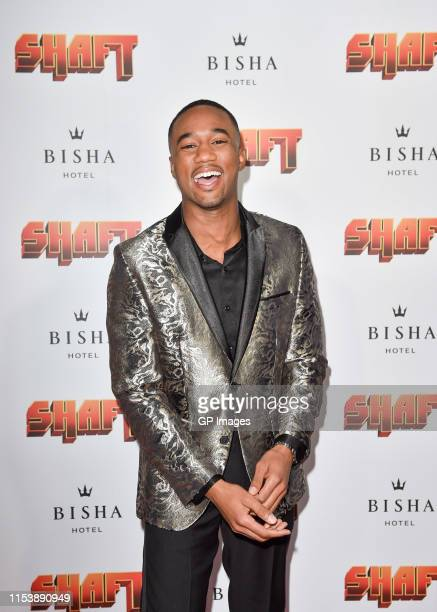 SHAFT actor Jessie T Usher introduced the film at a special fan screening and reveled with Toronto tastemakers at intimate launch reception held...