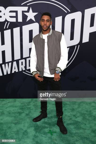 Actor Jharrel Jerome attends the BET Hip Hop Awards 2017 at The Fillmore Miami Beach at the Jackie Gleason Theater on October 6 2017 in Miami Beach...