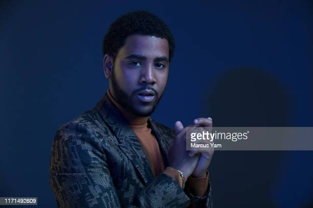 Actor Jharrel Jerome is photographed for Los Angeles Times on July 23 2019 in West Hollywood California PUBLISHED IMAGE CREDIT MUST READ Marcus...