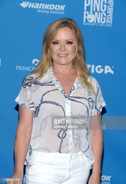 Actor Jill Whelan attends the 7th annual Ping Pong 4 Purpose celebrity tournament fundraiser at Dodger Stadium on August 08, 2019 in Los Angeles,...