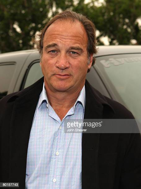 Actor Jim Belushi arrives at Chevy Rocks The Future at the Buena Vista Lot at The Walt Disney Studios on February 19 2008 in Burbank California