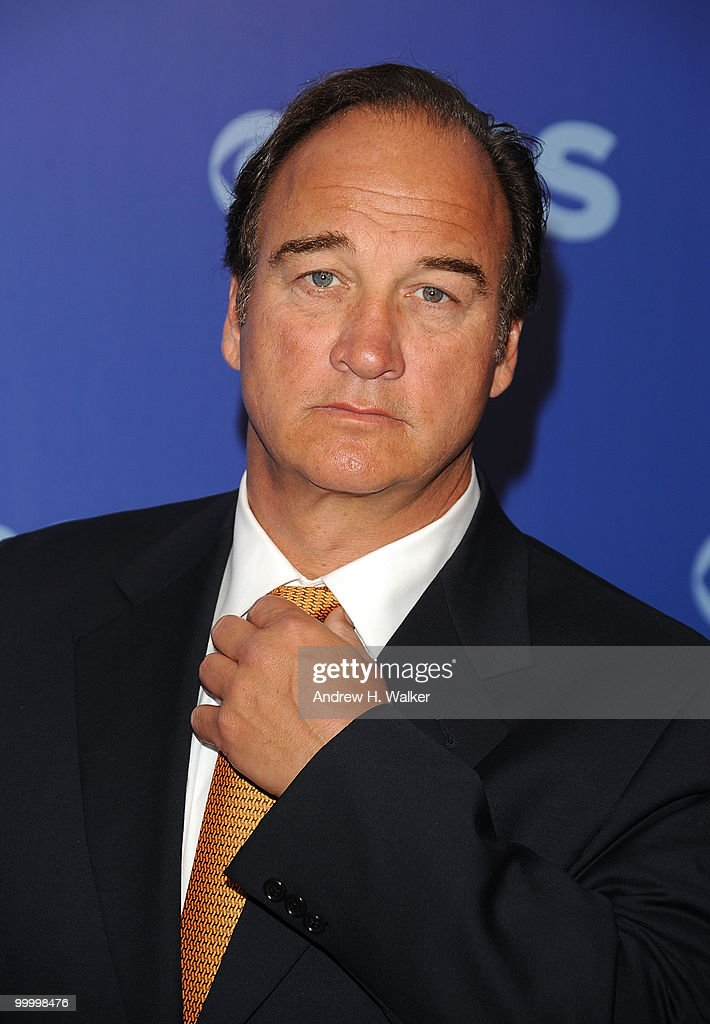 Actor Jim Belushi attends the 2010 CBS UpFront at Damrosch Park, Lincoln Center on May 19, 2010 in New York City.