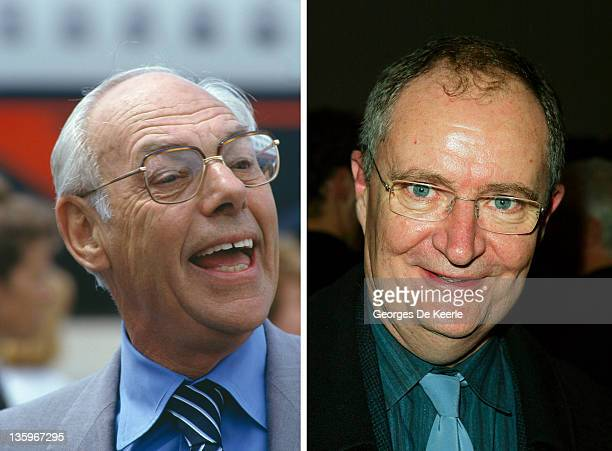 In this composite image a comparison has been made between Denis Thatcher and Actor Jim Broadbent Oscar hype begins this week with the announcement...